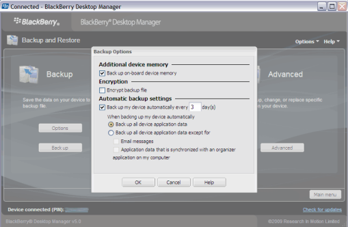 blackberry-desktop-manager-backup-options