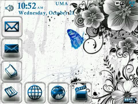 Blueberry Themes | Free BlackBerry OTA.