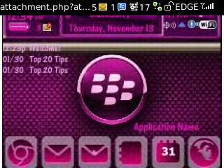 blackberry 8520 temas gratis.